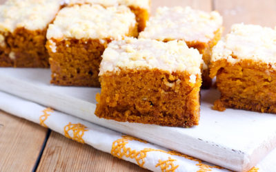 Awesome Gluten Free Pumpkin Spice Bar Recipe