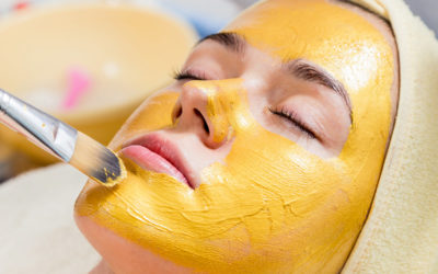 Yummy Pumpkin Brightening mask