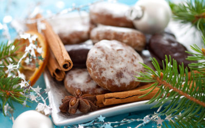 Great Grandma's German Lebkuchen