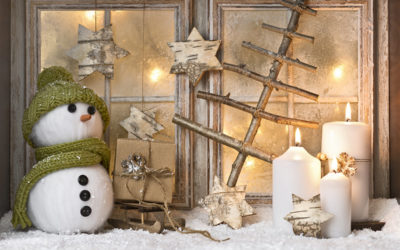 How to Make Your Home a Winter Wonderland