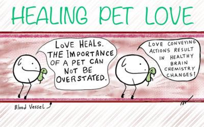 Healing Pet Love