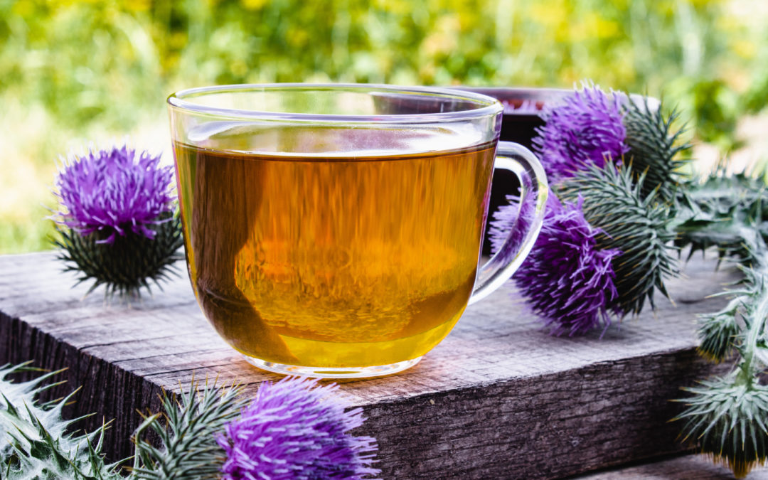Herbal Tea Blend for Sagittarius