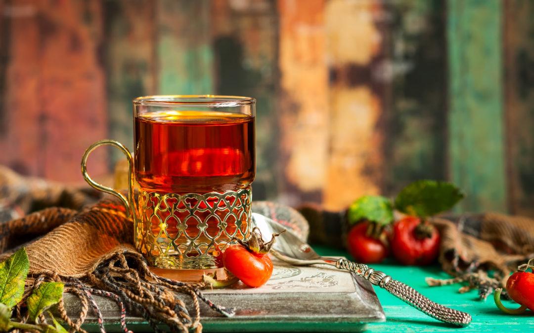 Herbal Tea Blend for Capricorn