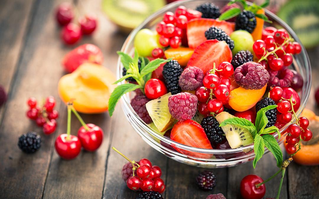 Sassy Fruit Salad