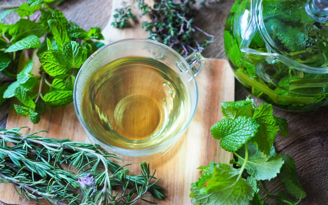 Herbal Tea Blend for Aquarius