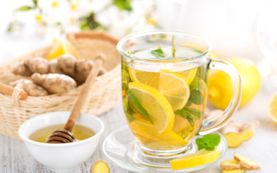 Herbal Tea Blend for Cancer